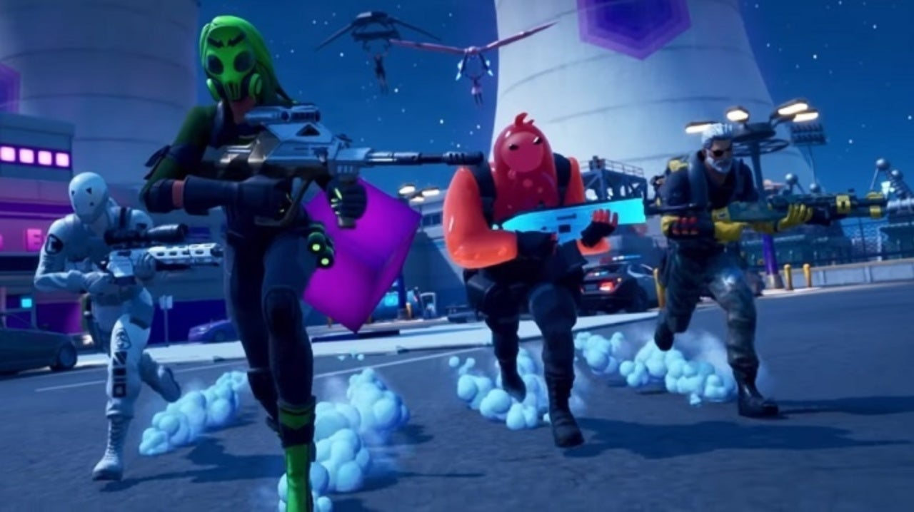 Fortnite Chapter 2 How To Upgrade Weapons