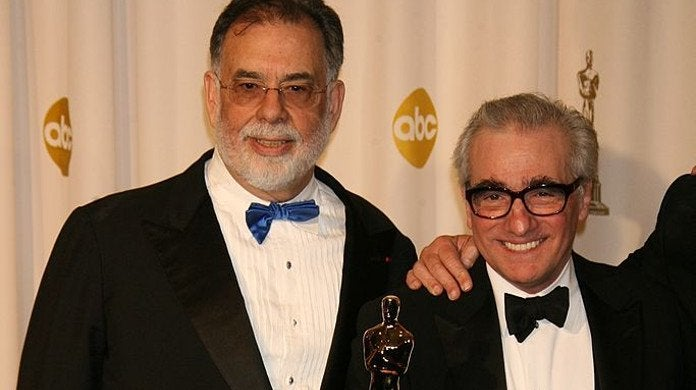 Francis Ford Coppola Martin Scorcese