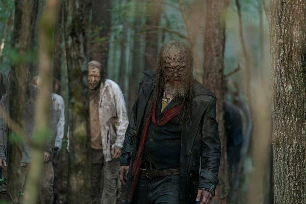 The Walking Dead: So, Who is Beta?