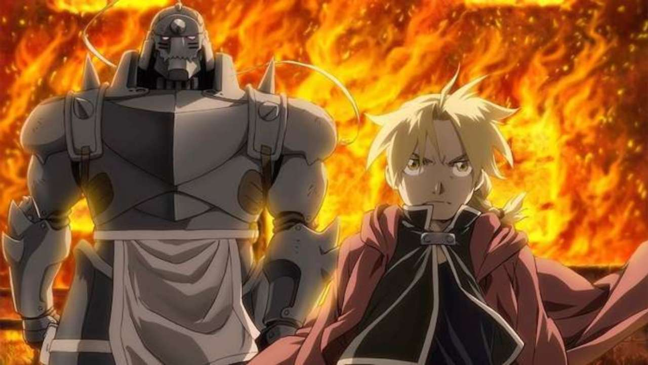 Fullmetal Alchemist Day Has Arrived on October 3rd - Flipboard