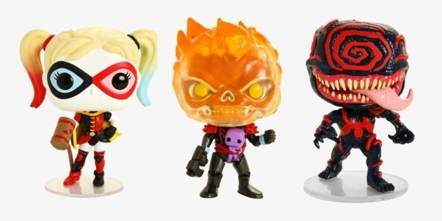 Funko's L.A. Comic Con 2019 Pop Figure Exclusives Are Available Now