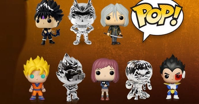 funko pop sale funimation