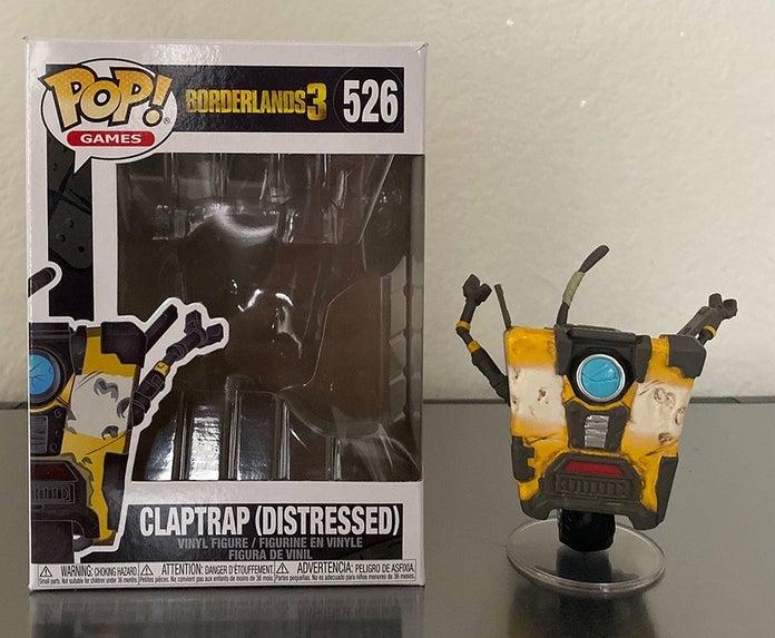 Funko-POP-Spotlight-Claptrap-2
