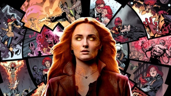 Gail Simone X-Men Twitter Joke Cyclops Redheads Death Sophie Turner