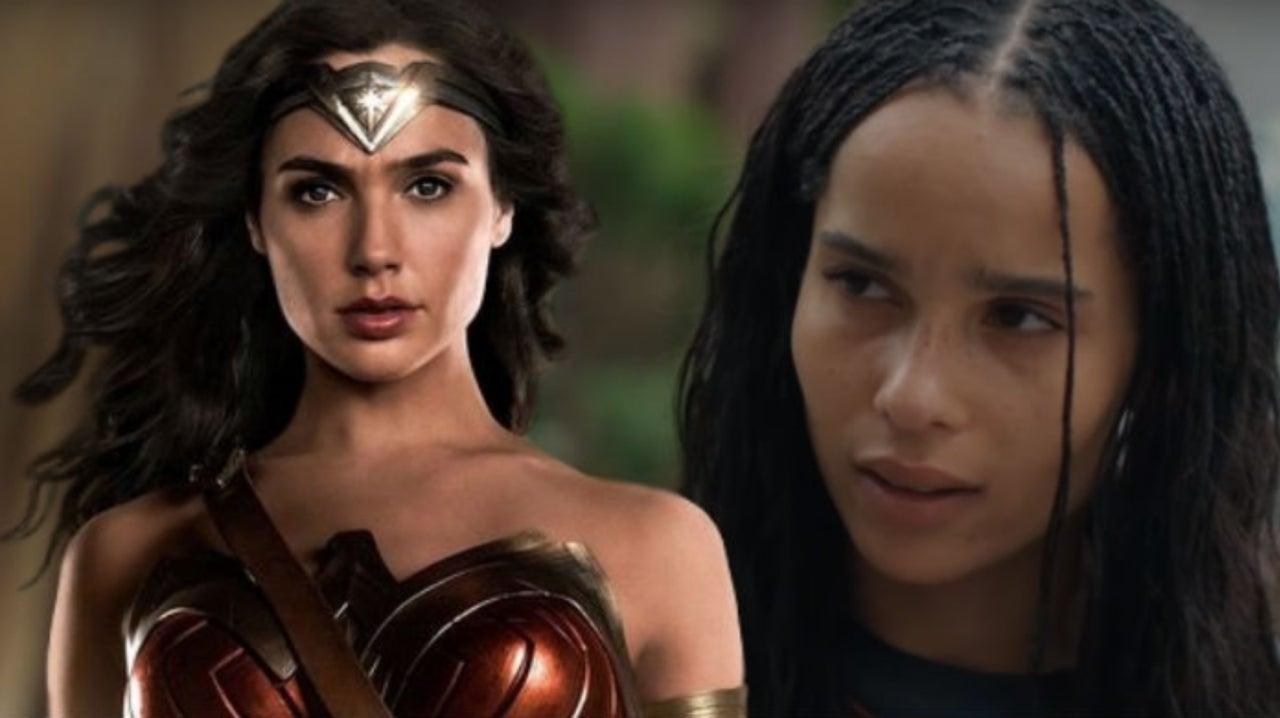 Wonder Woman Star Gal Gadot Congratulates Zoe Kravitz on Catwoman Role