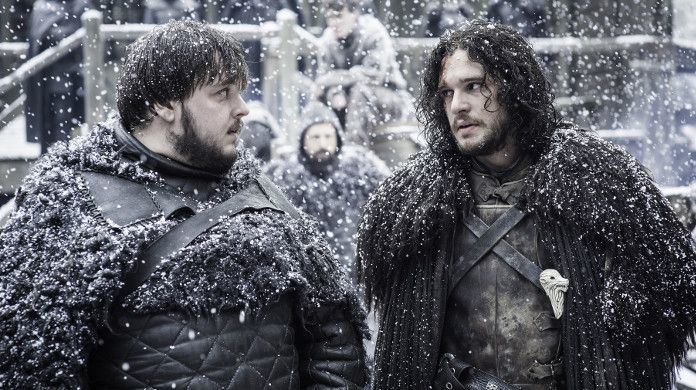 Game of Thrones Kit Harington John Bradley