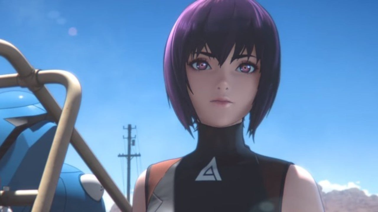 Netflix S New Ghost In The Shell Anime Debuts First Trailer