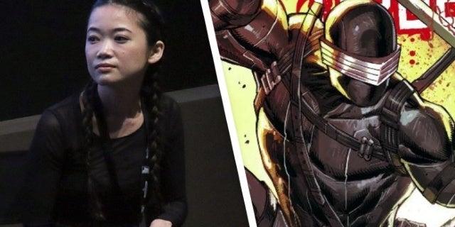 Haruka Abe Cast in G.I. Joe Spinoff Snake Eyes