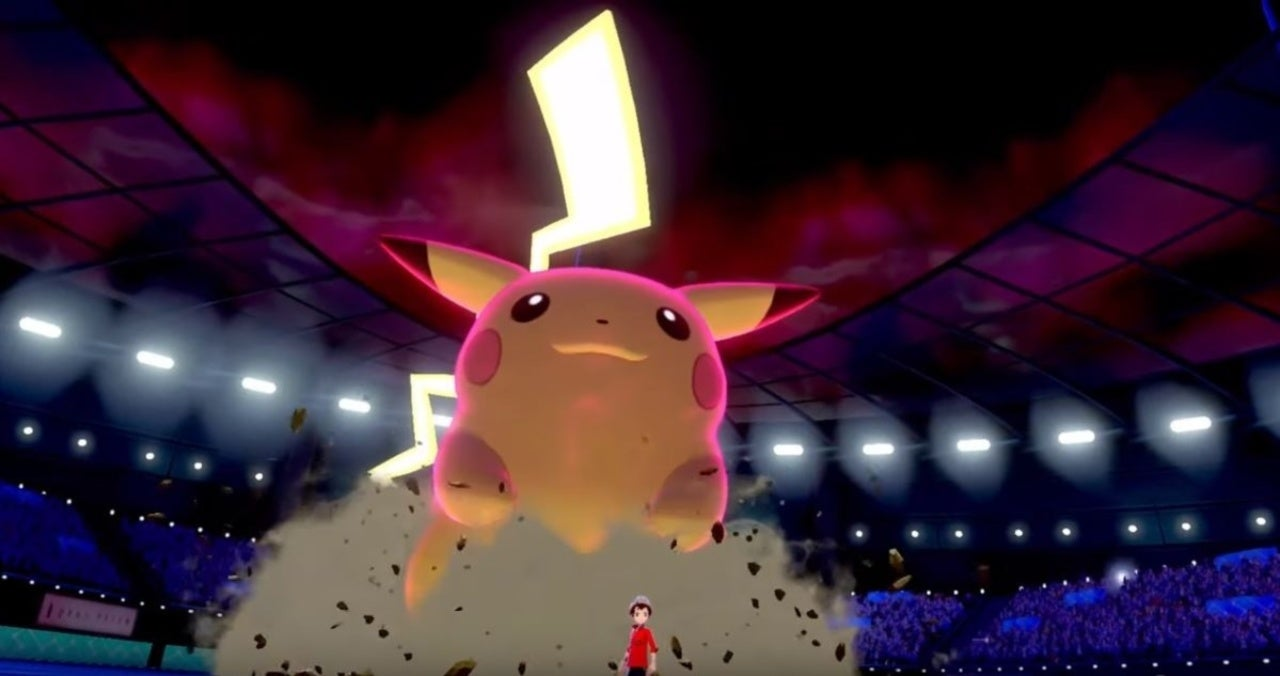 Pokemon Sword and Shield: How to Get Gigantamax Pikachu and Eevee