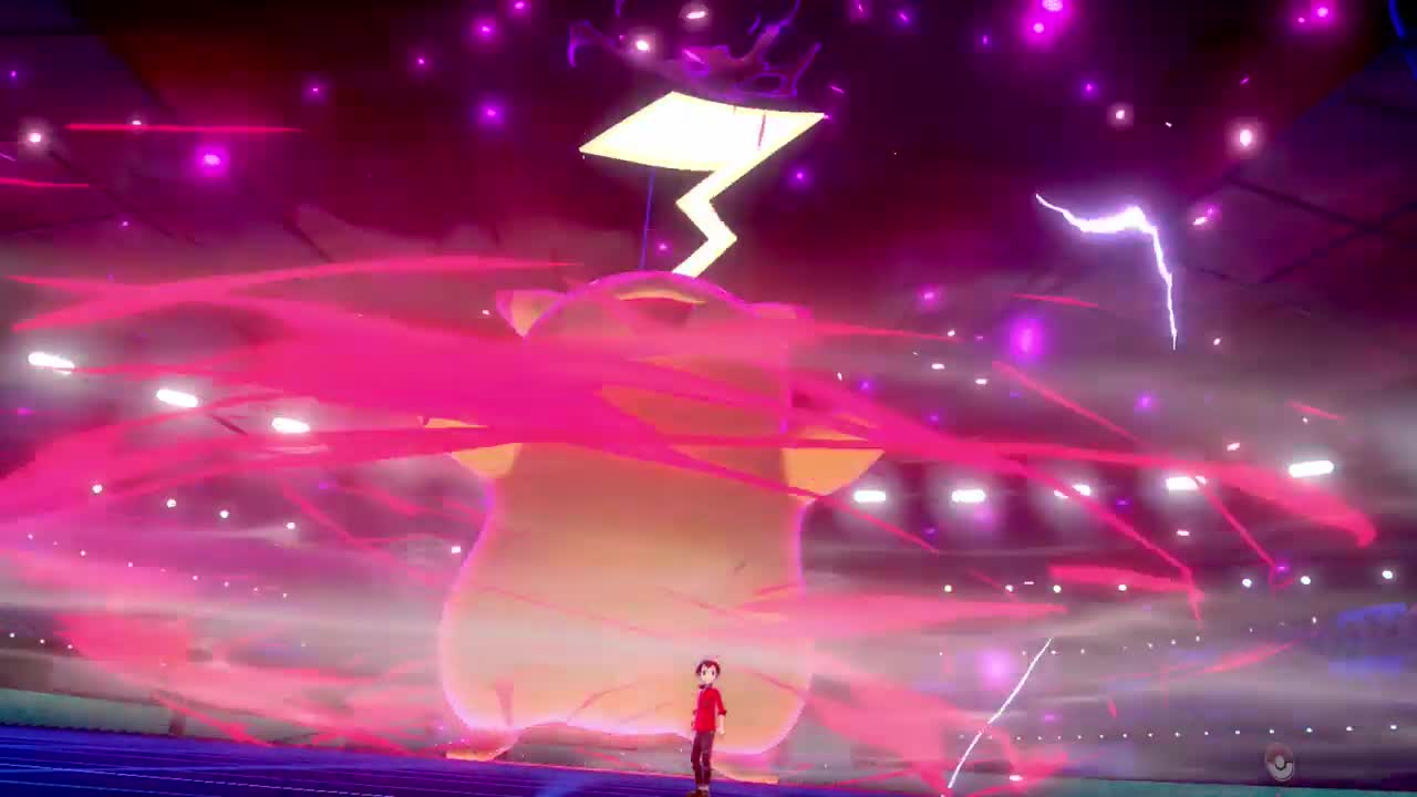 GIGANTAMAX POKÉMON Coming to Pokémon Sword and Pokémon Shield - TRAILER screen capture
