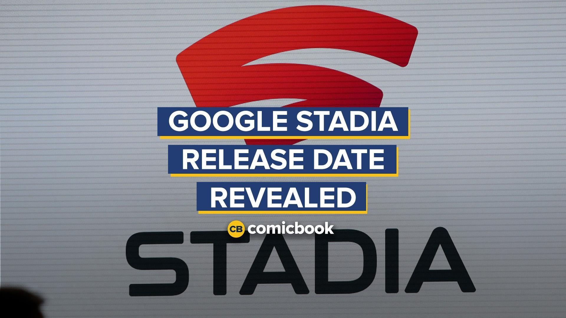 Google Stadia Release Date Revealed screen capture