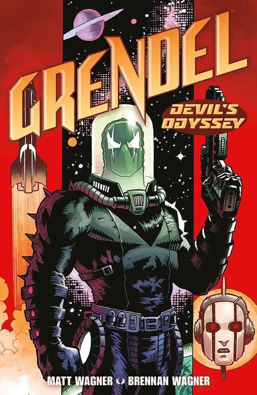 Grendel Devil's Odyssey #1