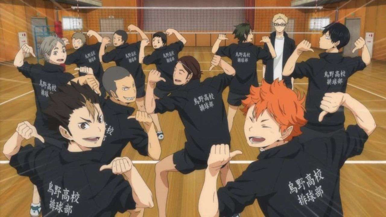Haikyuu Fans React to Series' Huge Timeskip