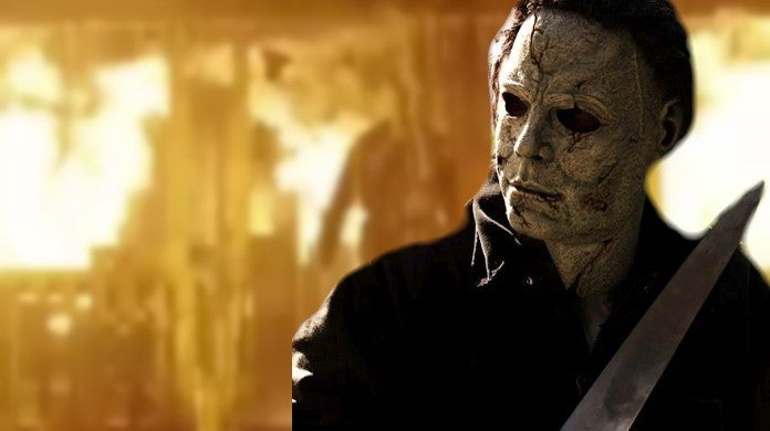 Halloween Kills Teaser Reveals How Michael Myers Surives Burning House