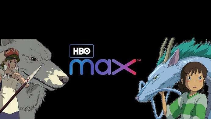 HBO Max Ghibli