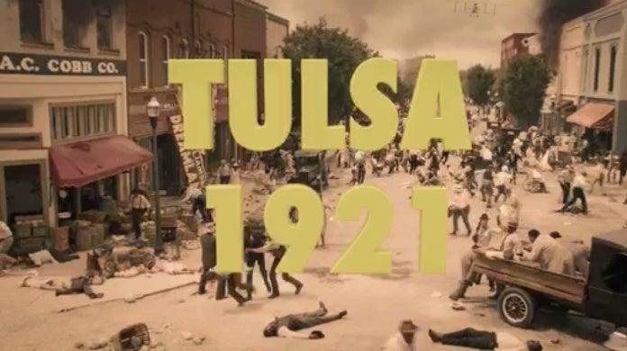 HBO Watchmen Opening Sequence Tulsa Greenwood Black Wall Street Massacre 1921
