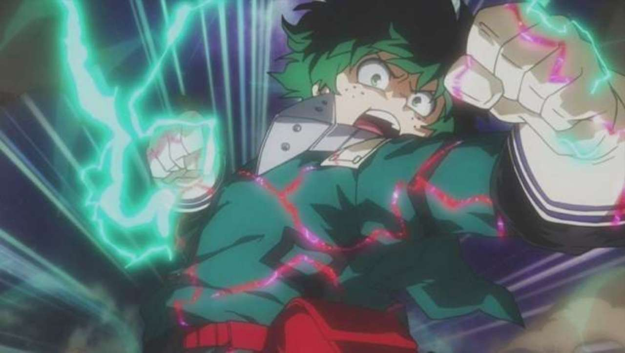 My Hero Academia Heroes Rising Reveals Details Casting For Original Characters