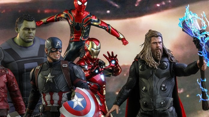 Hot Toys Launches Avengers: Endgame Thor and Hulk Figures