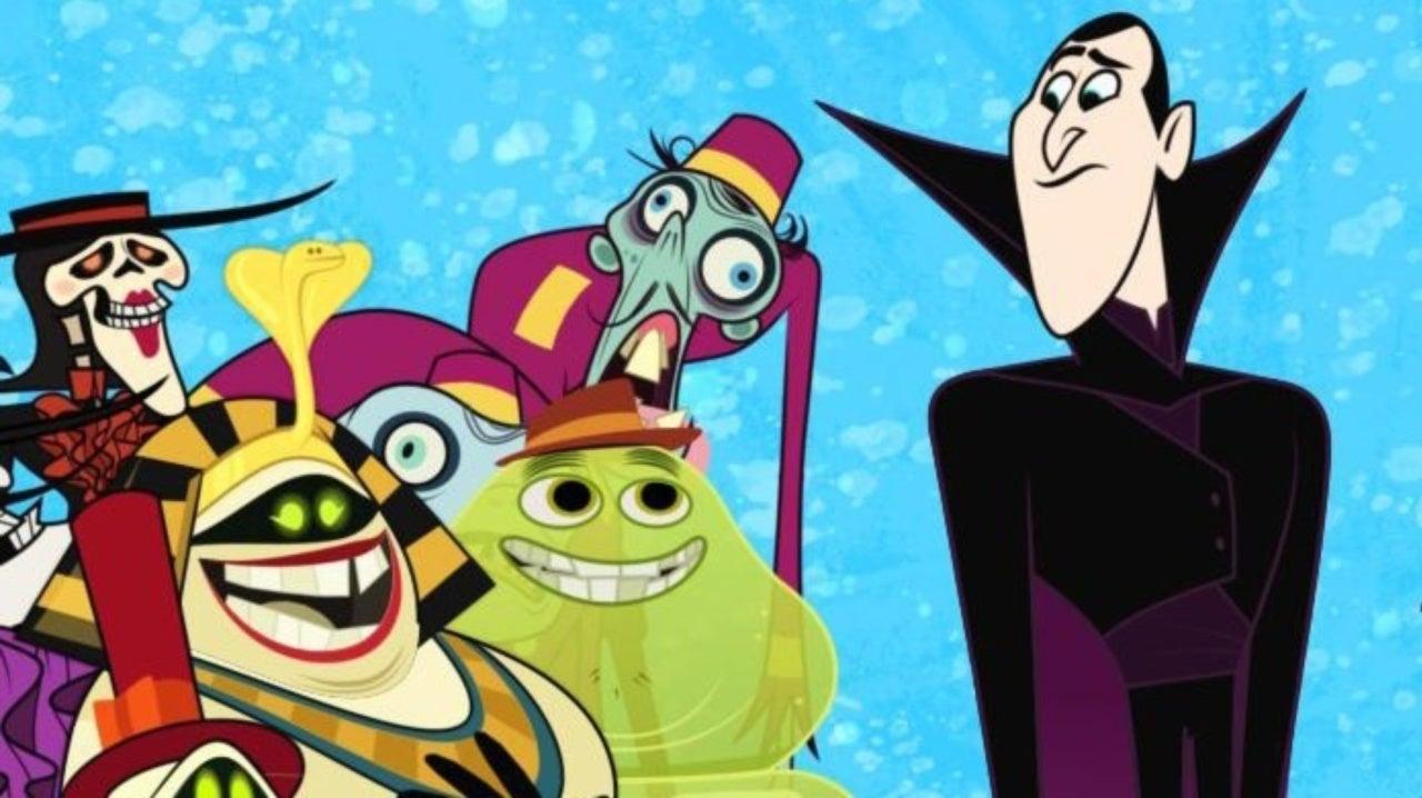 Hotel Transylvania The Series Season 2 Premiere Date Announced