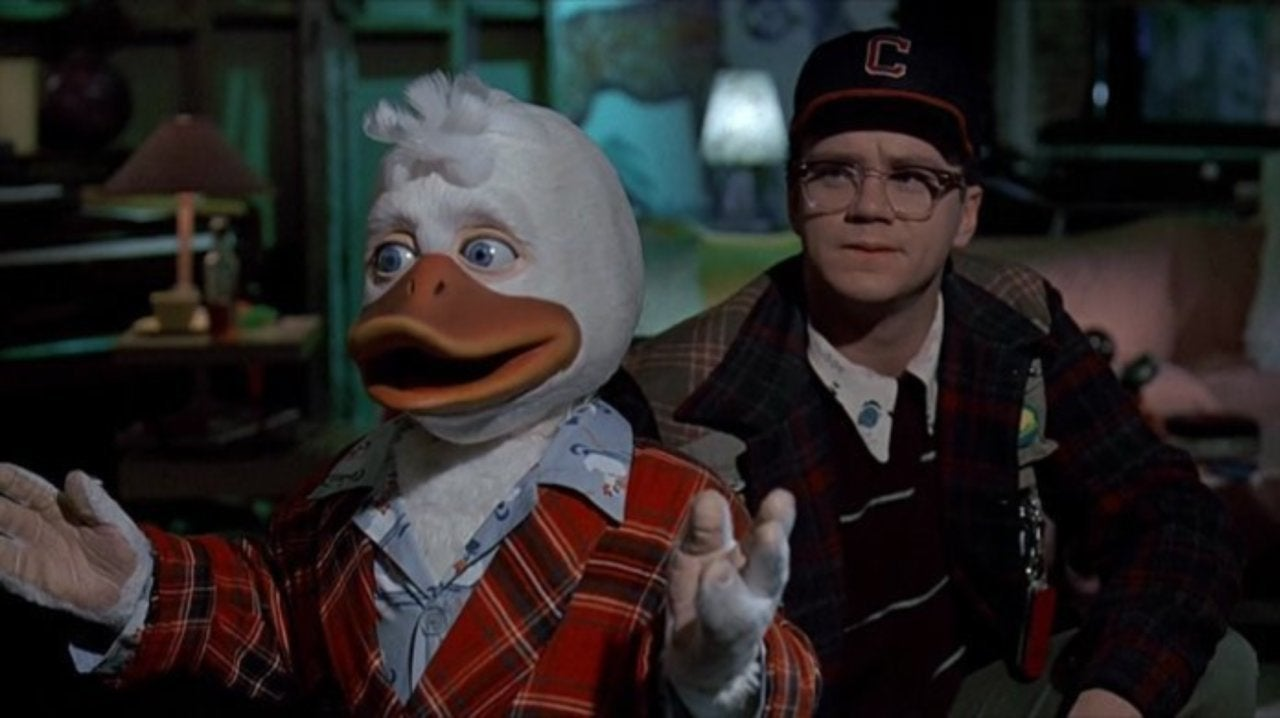 Tim Robbins Defends Howard the Duck, Calls It First Film of Marvel Universe