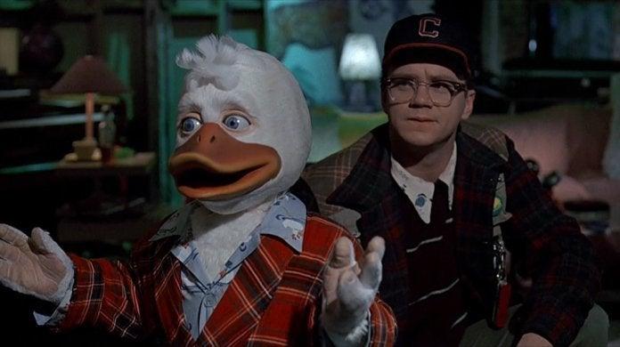 Howard the Duck Tim Robbins