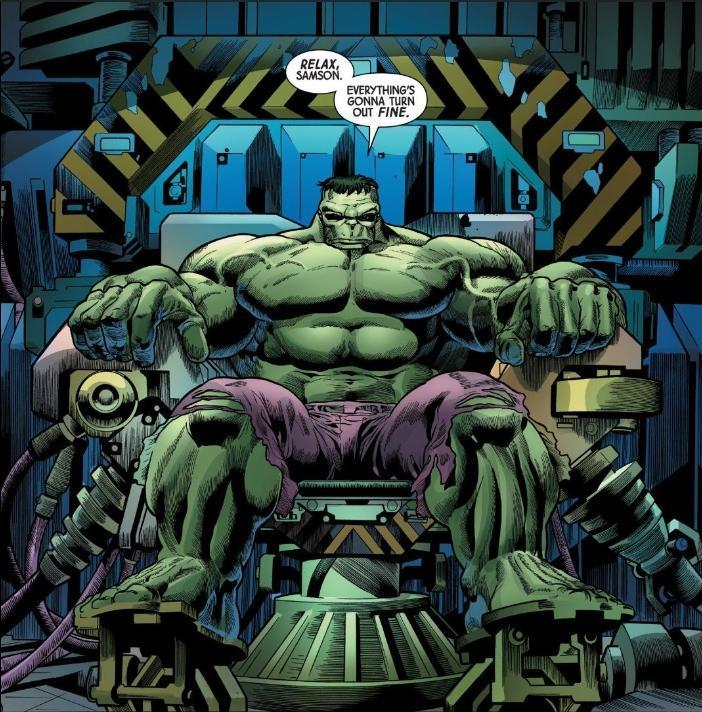 Hulk Shadow Base