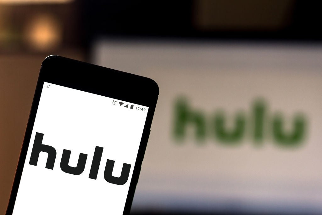 hulu logo phone