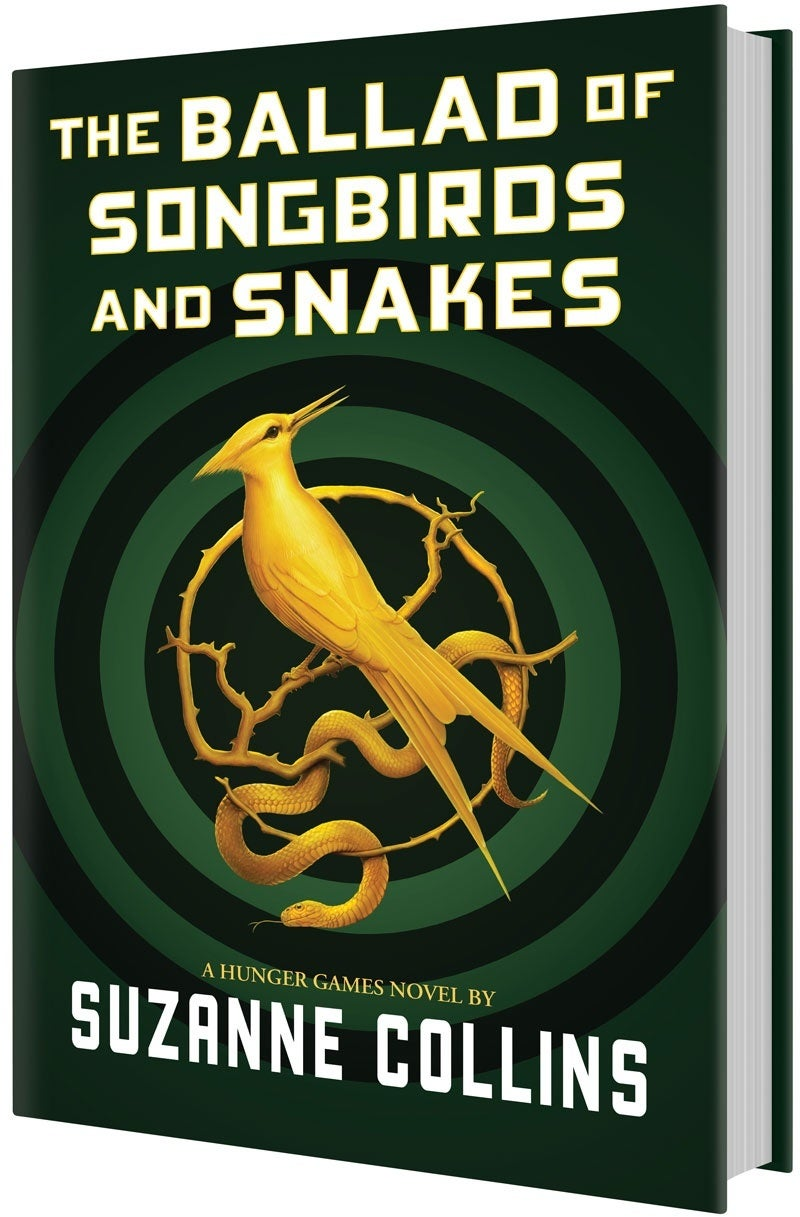 hunger games prequel ballad of songbirds and snakes