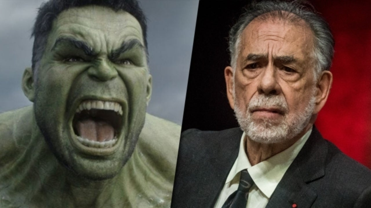Mark Ruffalo Delivers Perfect Response to Marvel Critic Francis Ford Coppola