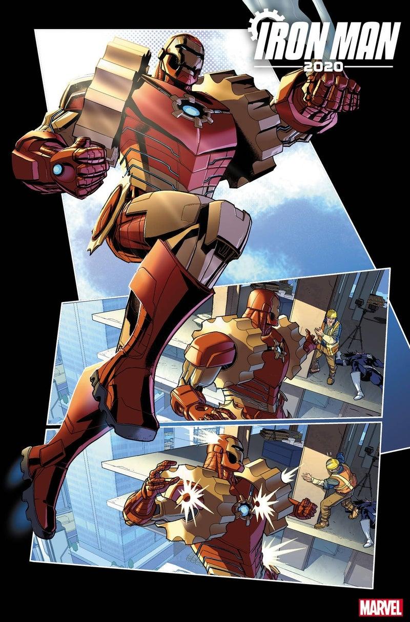 鋼鐵俠2020 1