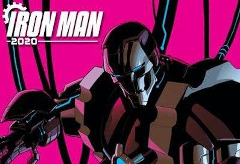 iron man 2020 header