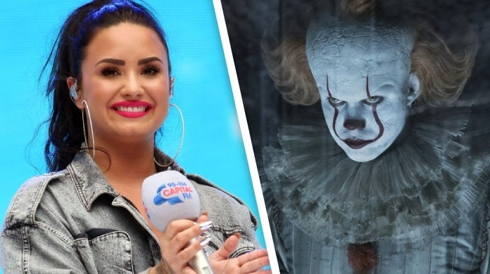 it pennywise demi lovato