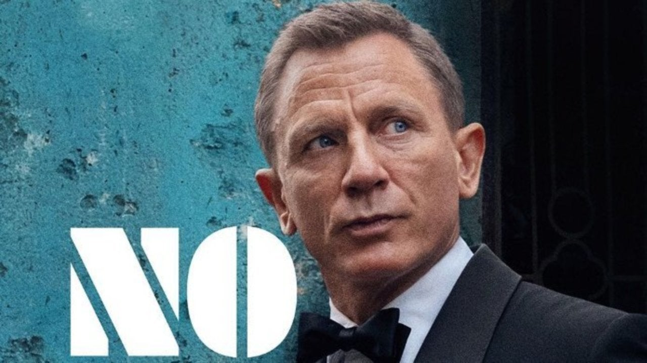 James Bond: No Time to Die Poster Released