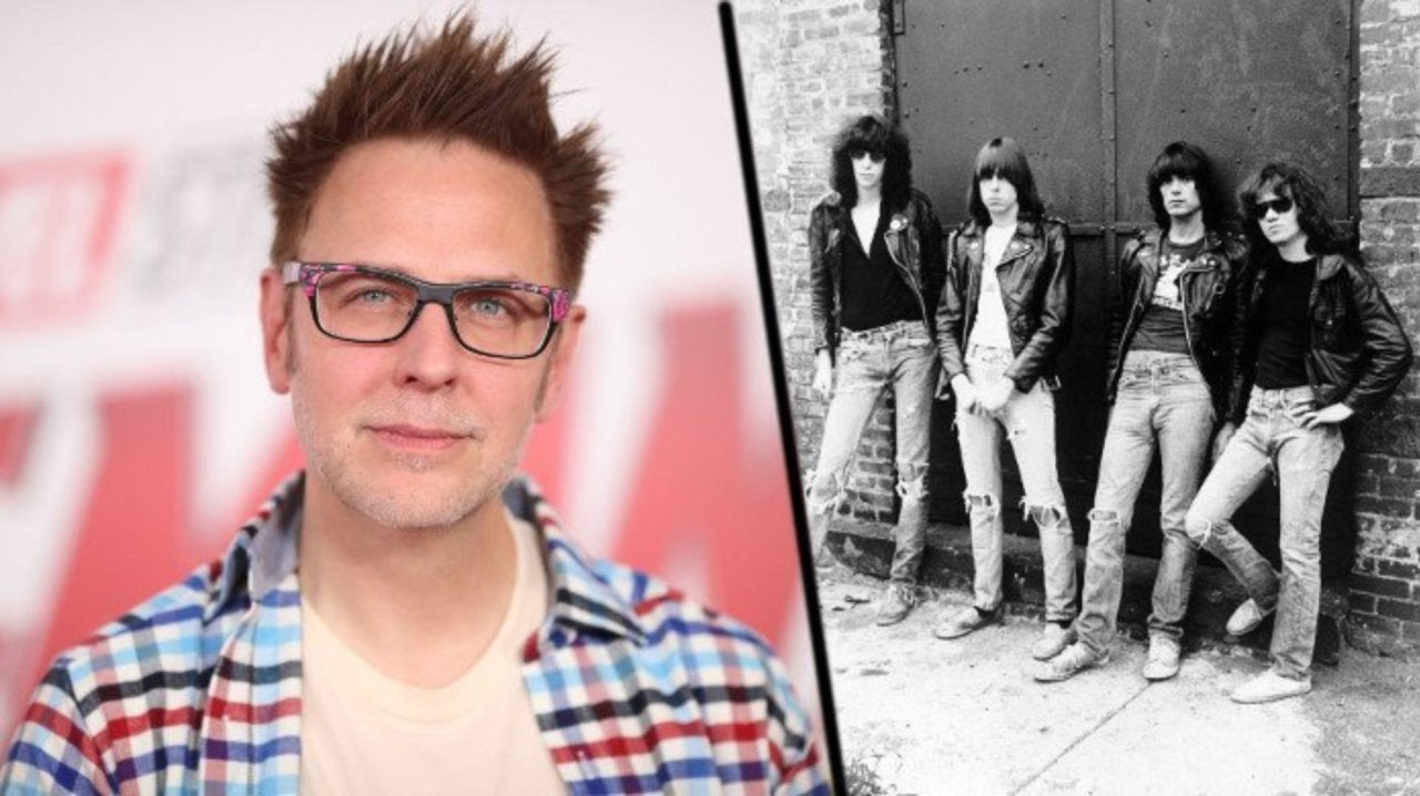 James Gunn Teases Start of the Suicide Squad With a Ramones Reference