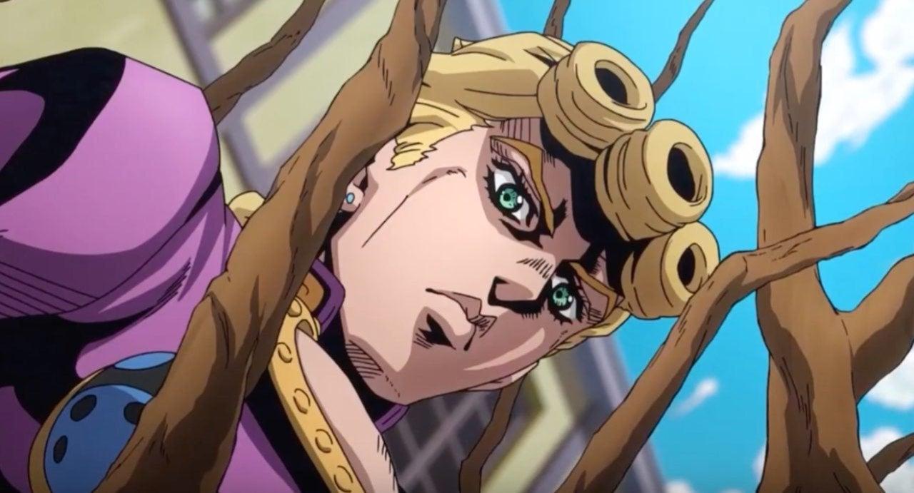JoJo's Bizarre Adventure: Golden Wind Debuts First Toonami Promo