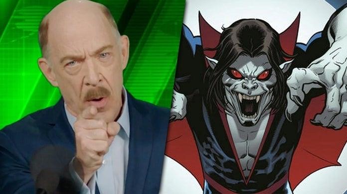 jk simmons morbius