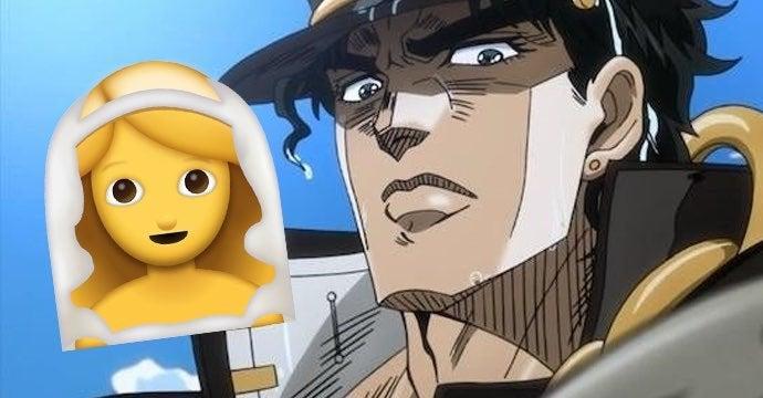 jojo marriage anime
