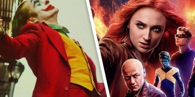 Joker's Opening Weekend Nearly Beat Dark Phoenix's Entire Box Office Run