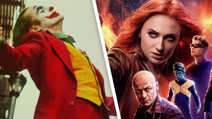 joker box office x men dark phoenix