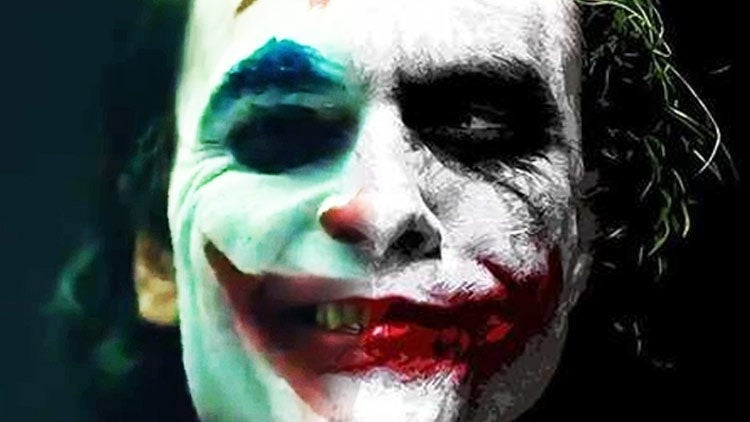 Joker Dark Knight Movie Crossover Meme Joaquin Phoenix Heath Ledger