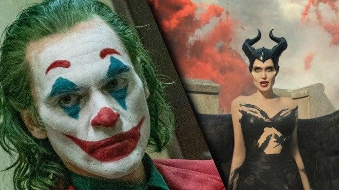 joker maleficent box office