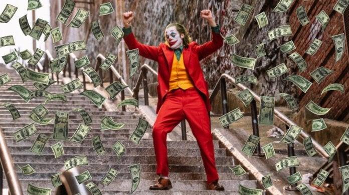 Joker Monday Box Office Record October