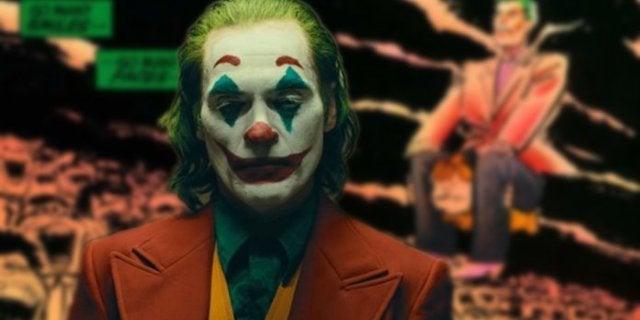 Joker Movie Dark KNight Returns Easter Egg Murray Franklin Death Scene