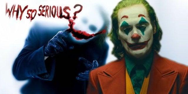 Joker Movie Heath Ledger Dark Knight Easter Egg Reference