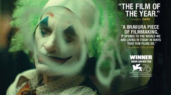Joker Oscar Campaign