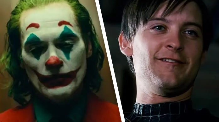 joker spider man 3