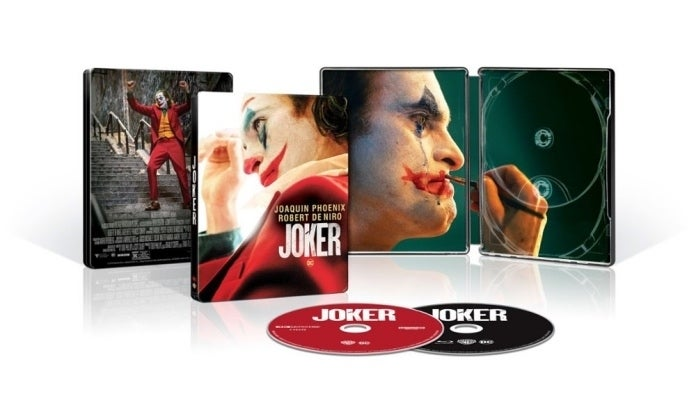 Joker steelbook Best Buy