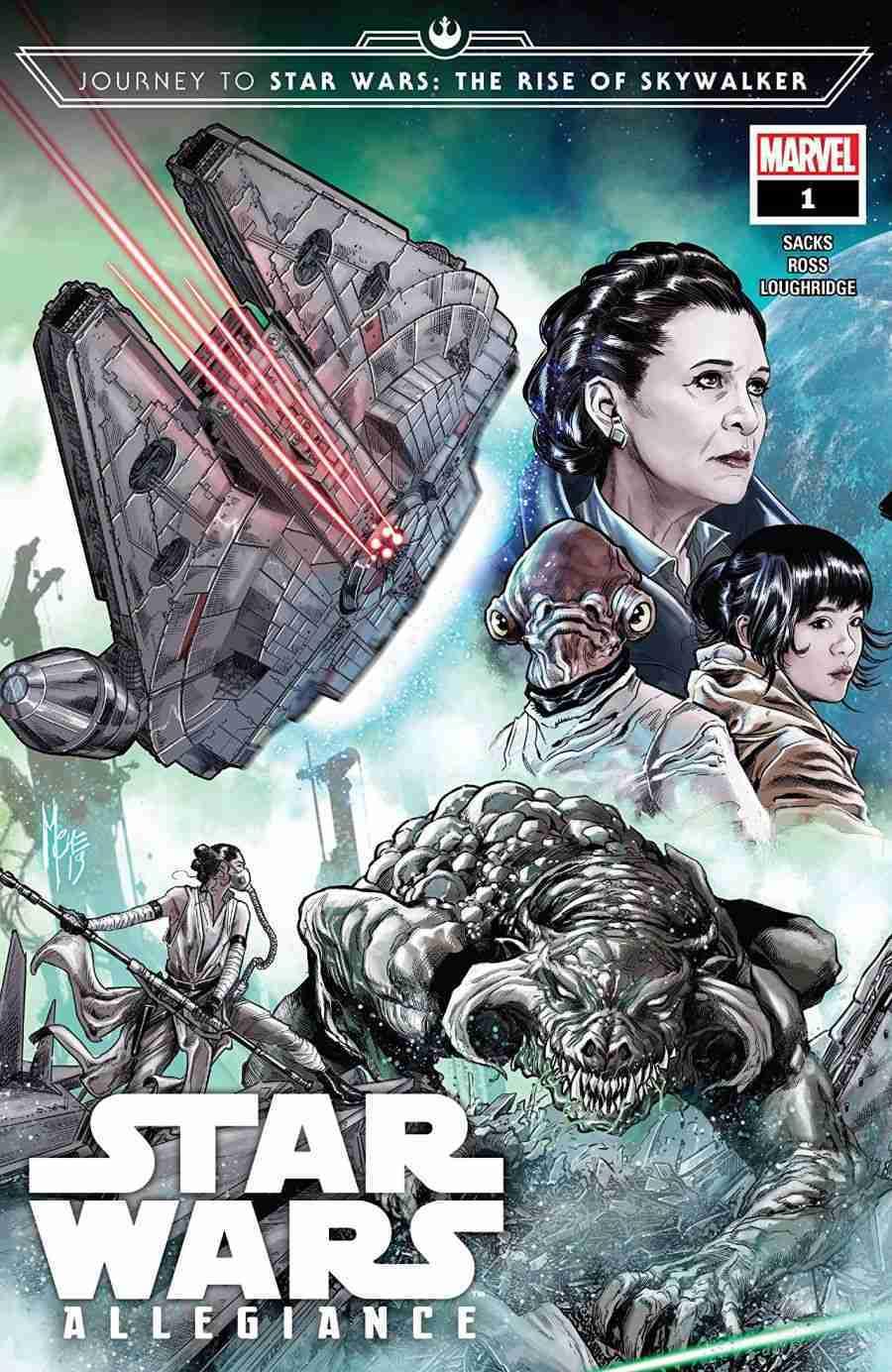 Journey To Star Wars The Rise Of Skywalker - Allegiance #1