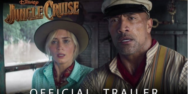 Disney's Jungle Cruise First Trailer Released