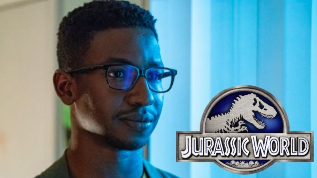 Jurassic World 3 Casts Sorry For Your Loss' Mamoudou Athie